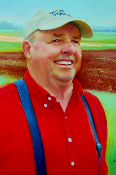 Bill Mason, 4th Generation Farmer, Organic Grain, Queen Anne's County