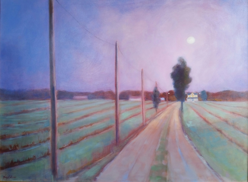 Twilight Time OIL 40X30