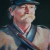 John Wagner, Reenactor, Queen Anne's County