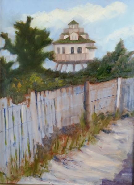 Broadkill-Lighthouse-Oil-12X16