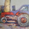 Mielke Farm Tractor, 12X9, Oil